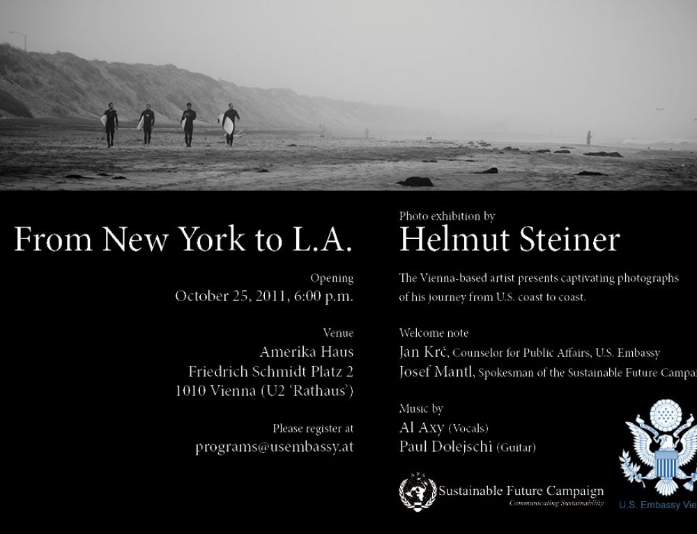 From New York to L.A. – Photo Exhibition