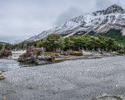 Mt. Fitz Roy Trek, Patagonien, Argentinien