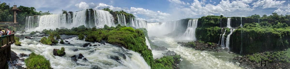 Iguazú Falls, Brazil/Argentina